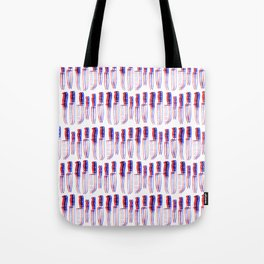A Lotta Knives Tote Bag