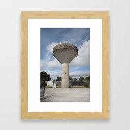 Callan #01 - Water Towers of Ireland Framed Art Print