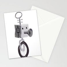 Little Robot Stationery Cards
