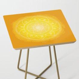 MANIPURA Boho mandala Side Table