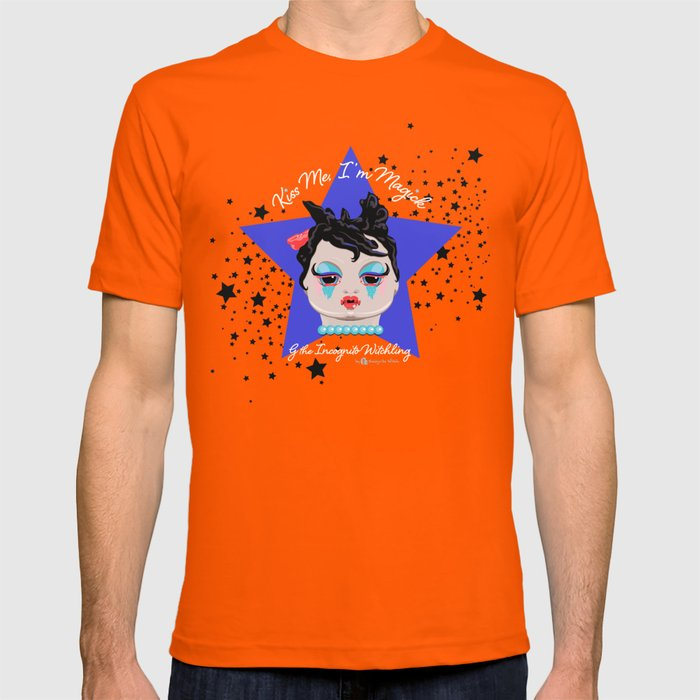 G the Incognito Witchling T-shirt