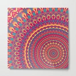 Mandala 308 Metal Print