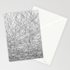 circle_lines_#1 Stationery Cards