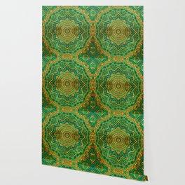 Jade Mandala Wallpaper