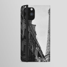 Been There, Shot That (Pt. 8 – Paris, France) iPhone Wallet Case