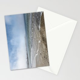 Fog rolling in on Niles Beach 5-9-18 Stationery Cards