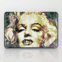 marilyn iPad Cases featuring MARILYN by Vonis