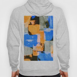 Abstract On Canvas <!><!> Hoody