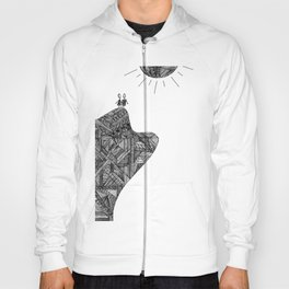 Creatures of the Mountain Hoody