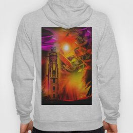 Lighthouse romance Hoody
