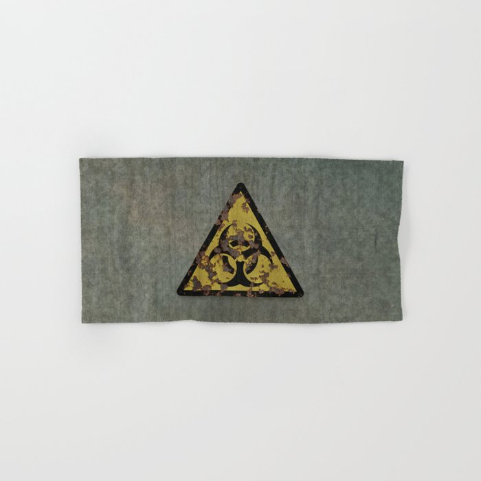 Biohazard Hand & Bath Towel