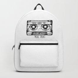 Where Words Fail, Music Speaks Backpack