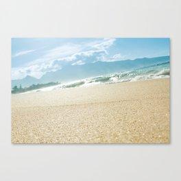 Hawaii Beach Dreams Canvas Print