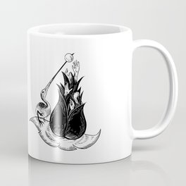 Ibis in the Garden of Earthly Delights Coffee Mug