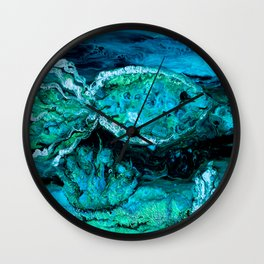 Little fish Wall Clock