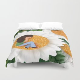 Naps are the best Duvet Cover