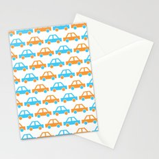 The Essential Patterns of Childhood - Car Stationery Cards