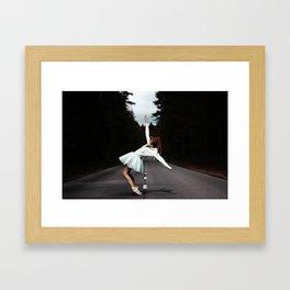 Ballerina Project XIII Framed Art Print