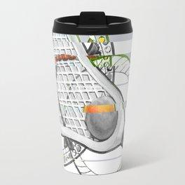 Lacrosse Travel Mug