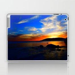 vibrant sky Laptop & iPad Skin
