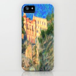 Summer Magician iPhone Case