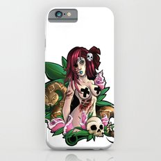 .:Zombie Girl:. Slim Case iPhone 6s