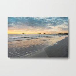 Sunrise at Port Fairy Metal Print