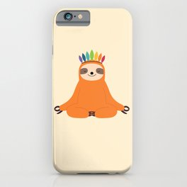 Master Of Calm iPhone Case