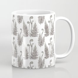 Delicate Ferns Coffee Mug