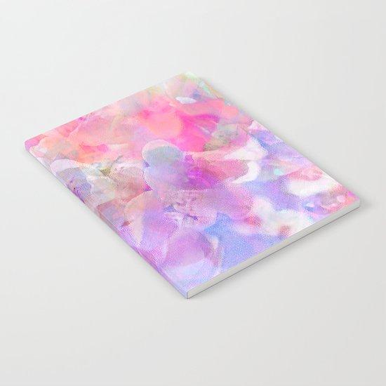 Les fleurs du bien Notebook