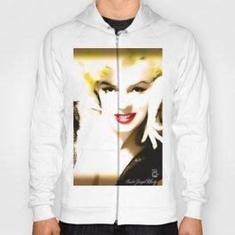 Portrait of  Marilyn Monroe Hoody