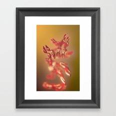 Reun Framed Art Print