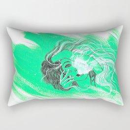 """""""Fumes"""" Rectangular Pillow"""
