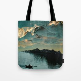 A Meditation Tote Bag