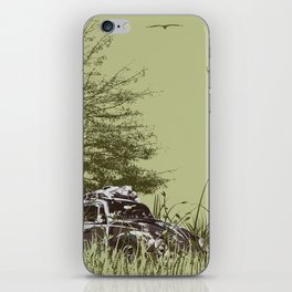 Loved Bug iPhone Skin
