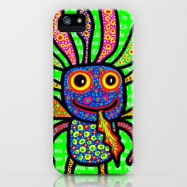 Mexicanitos al grito - Alexbrijin iPhone Case