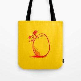 Space Oddy II Tote Bag