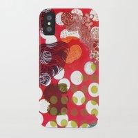 polka dot iPhone & iPod Cases featuring Polka-Dot by Liz Belen