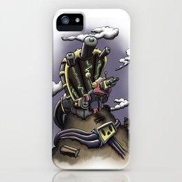 Power Throne iPhone Case