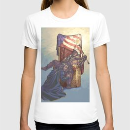 King Ratonhnhaké:ton (bright) T-shirt