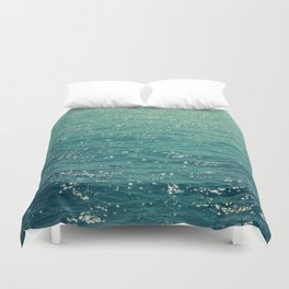 Sea is Always in your Mind Duvet Cover