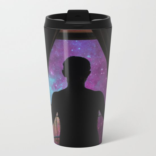 GLIMPSE OF THE UNIVERSE Metal Travel Mug