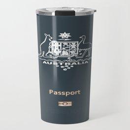 Australian Passport Travel Mug