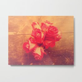 they call me the wild rose Metal Print