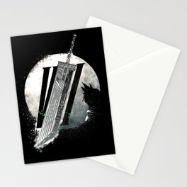 Fantasy Reborn - FF7 - Final Fantasy 7 remake Stationery Cards