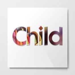 Child Metal Print
