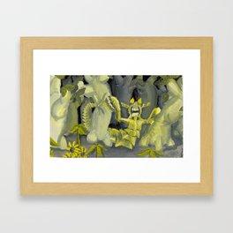 Jabberwocky Framed Art Print
