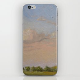 Sunset Painting iPhone Skin