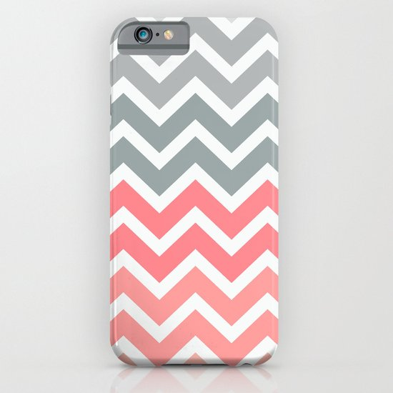 Chevron Pink Fade iPhone & iPod Case