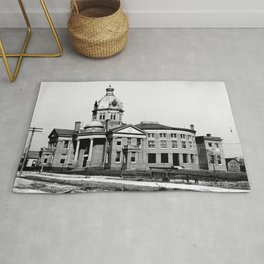 Gulfport, Mississippi Courthouse Rug